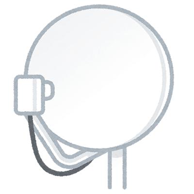 アンテナの設置、交換